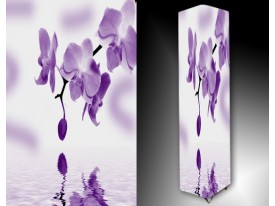 Ledlamp 734, Orchidee, Paars, Wit