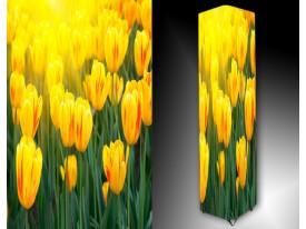 Ledlamp 836, Tulpen, Geel, Groen