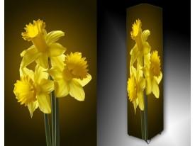 Ledlamp 859, Narcis, Geel, Groen, Bruin