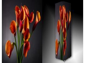 Ledlamp 892, Bloem, Oranje, Rood, Groen
