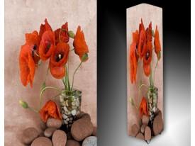 Ledlamp 922, Bloemen, Oranje, Groen, Bruin