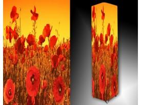 Ledlamp 924, Bloemen, Oranje, Rood, Geel