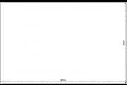 Canvas schilderij Tijger  | Zwart | 140x90cm 1Luik