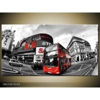 OP VOORRAAD GROOT 190x100cm in 1 deel | Foto canvas schilderij London | F002318
