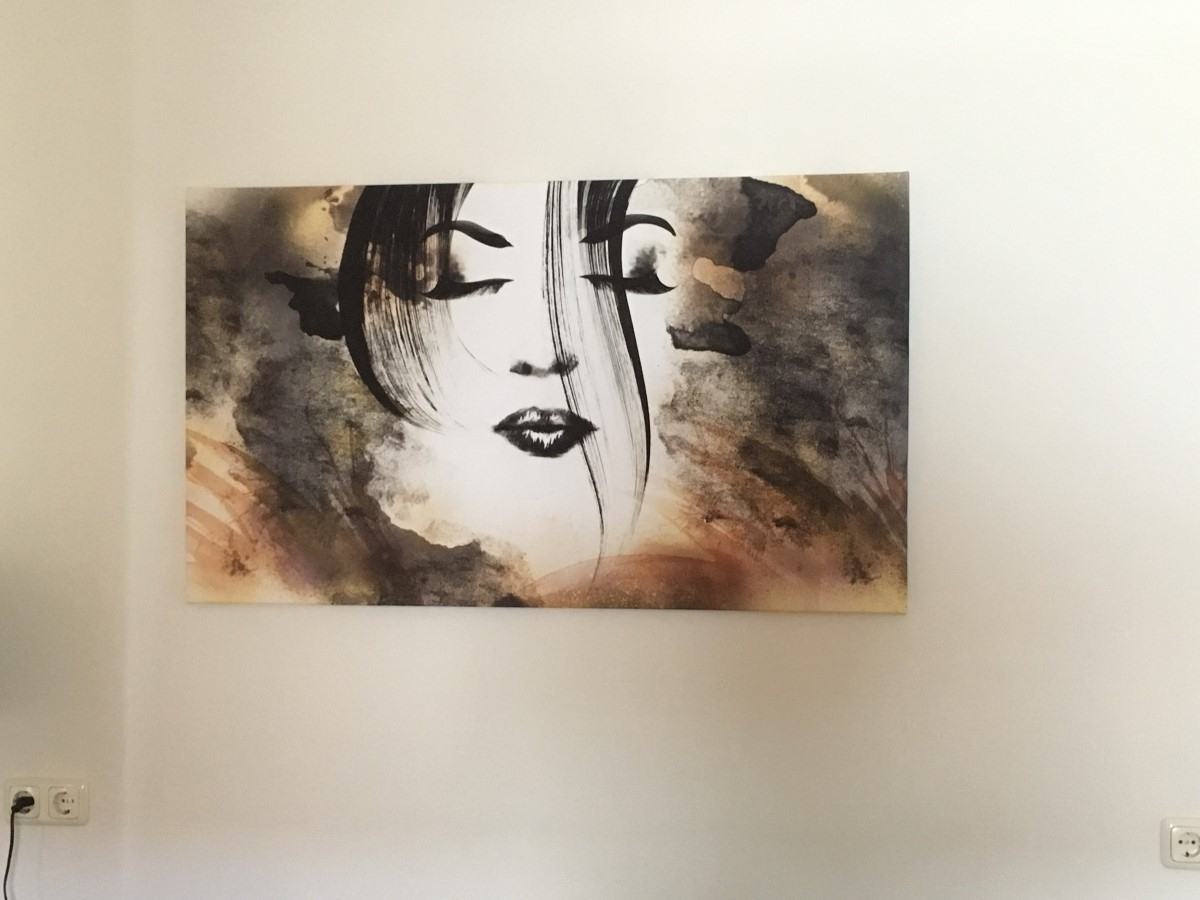 Canvas Schilderij 1Luik SchilderijenArt GroepArt
